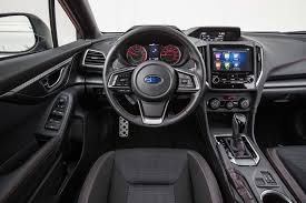 subaru wrx interior 2017 2017 subaru impreza 7 reasons to get the hatch and skip the sport