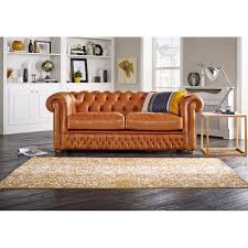Chesterfield Sofa In Fabric by Knightsbridge 2 And 3 Seater Sofa In Bespoke Fabric Hampstead