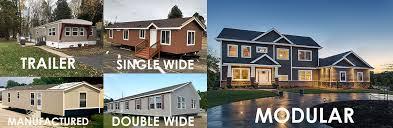modular mobile homes modular compared to mobile homes cayuga country homes