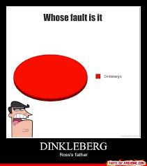 Dinkleberg Meme - dinkleberrrgggg by optimus96 on deviantart
