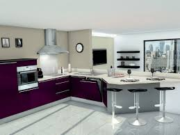 modele de cuisine en l cuisine amenagee en u lzzy co