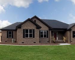 one story brick home houzz