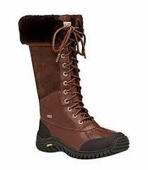 ugg boots at dillards ugg adirondack ii cold weather lace up waterproof duck boots