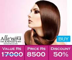 haircut deals lahore keep your hair straight shiny healthy at alle nora chalo pk