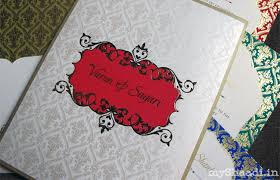 Indian Wedding Cards In India Indian Wedding Cards Trends 2013 Myshaadi In