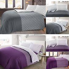 grey bedding sets u0026 duvet covers ebay