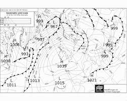 Weather Map Symbols Weather Chart Symbols Nomad Sailing