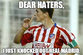 Torres Meme - from torres to haters imgflip