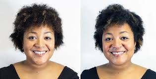 brazilian blowout results on curly hair what a brazilian blowout looks like on curly hair and coily and