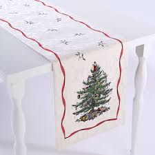 spode tree tablecloth rainforest islands ferry