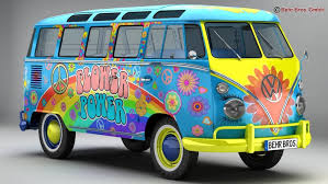 hippie volkswagen drawing volkswagen t1 samba hippie 1963