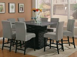 Square Dining Room Tables by Dining Room Table Square Beachwood Furniture Solid Limed Oak