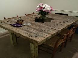 make a dining room table from reclaimed wood new reclaimed wood dining room table throughout outstanding how to
