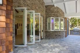 Patio Bi Folding Doors Ag Millworks Bi Fold Patio Doors