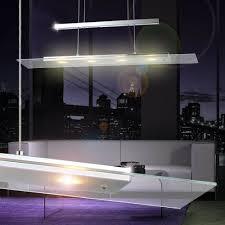 Esszimmer Lampe Rund Zugpendelleuchte Pendelleuchte Hängeleuchte Beleuchtung Led 16