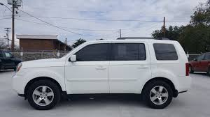 grey honda pilot 2011 honda pilot exl white 7173 in mocksville north carolina