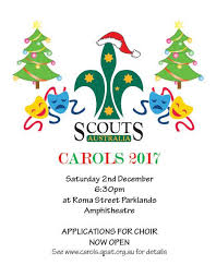 scouts qld carols scouts queensland