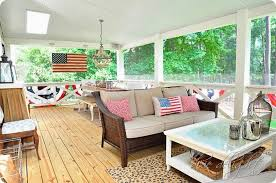 front porch decorating ideas for the 4th of july decorating your