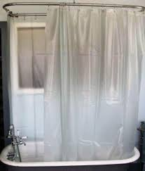 custom shower curtain rods foter