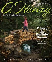 Backyard Grill Climax Nc O Henry September 2015 By O Henry Magazine Issuu