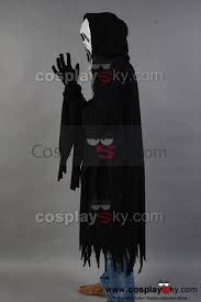 scream halloween mask scream ghost face killer black robe mask costume au cosplaysky com