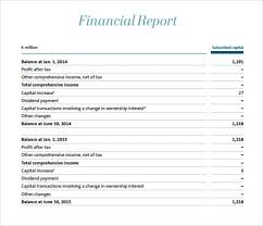 liquidity report template 21 free financial report template word excel formats