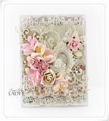 Shabby Chic Projects by Another Shabby Chic Card Wild Orchid Crafts Dt Scrap Art By Lady E