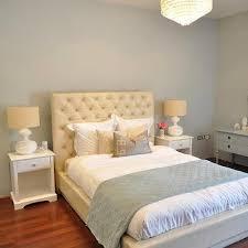 gray and blue bedroom contemporary bedroom domino magazine