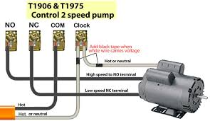 how to wire intermatic t1905 t1975 series timers