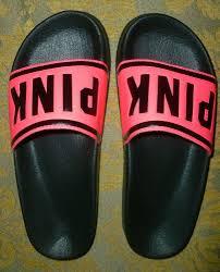 pink slides brand new s secret pink slides flip flops sliders