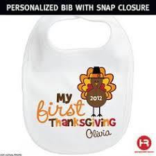 baby s thanksgiving bib adorable my by zoeysattic