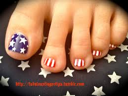 fourth of july toes cute totally doing this maybe i can