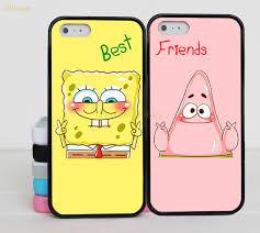 minason spongebob and patrick are best friends case for apple