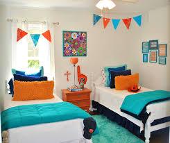 blue and orange decor orange white bedroom nurani org