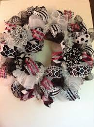 White Deco Mesh 41 Best Mesh Wreaths Images On Pinterest Deco Mesh Wreaths Swag