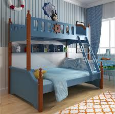 household furniture webetop mediterranean style furniture cartoon bunk bed for kids