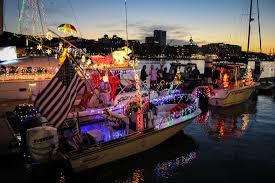 savannah boat parade of lights 2017 boat parade savannah harbor foundation
