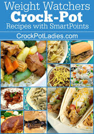 cuisine weight watchers weight watchers crock pot recipes with smartpoints crock pot