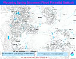 Fremont Zip Code Map by Advanced Hydrologic Prediction Service Riverton