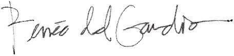 architect signature renée del gaudio architecture