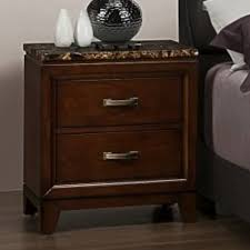 Antique Nightstands With Marble Top Marble Top Night Stand Homelegance Palace 34 Inch Nightstand W