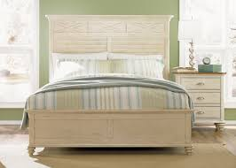 ocean isle queen panel bed by liberty home gallery stores