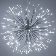 white starburst led lighted branches cool white twinkle lights 1