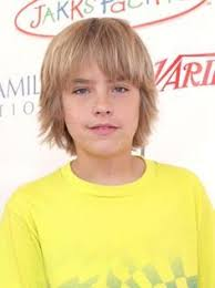 easy care haircut for little boys rather long with layers and