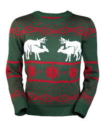 sweater reindeer sweater by