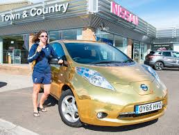nissan leaf s g gold leaf diary day 18 nissan insider news opinion for
