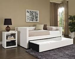 Full Size Beds With Trundle Bedroom Chic Design Of Pop Up Trundle Bed Frame For Comfortable