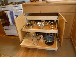 Pull Outs For Kitchen Cabinets pull out kitchen cabinet drawers via this old house kitchen cool