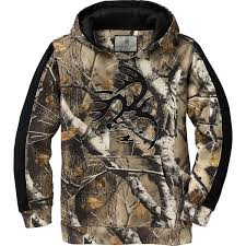 amazon com legendary whitetails men u0027s camo outfitter hoodie