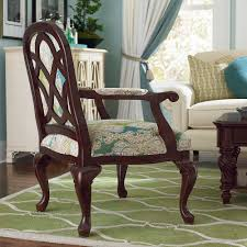 Accents Chairs The Keaton Wood Accent Chair By Bassett Furniture Is Available In